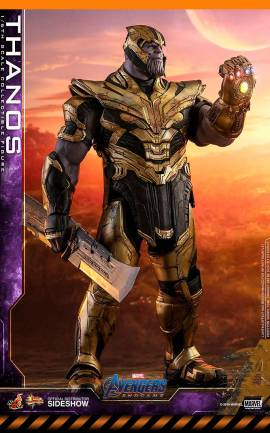 Figurine Thanos AE Hot toys