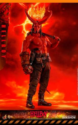 Figurine Hellboy Hot Toys