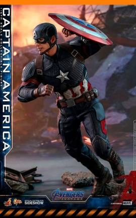 Figurine Captain America Hot Toys