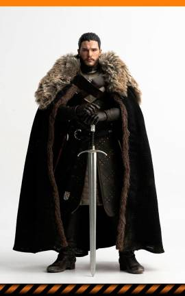 Figurine Jon Snow ThreeZero