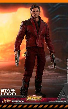 Figurine Star-Lord Hot Toys