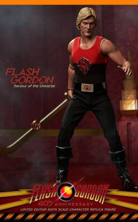 Figurine Flash Gordon BIG Chief Studios