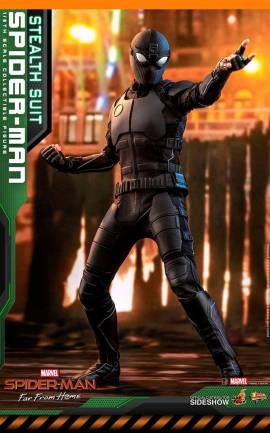 Figurine Spider-Man Far From Home Hot Toys
