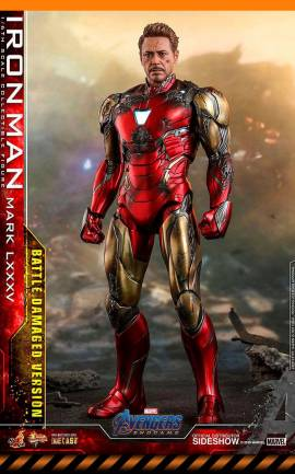 Figurine Iron Man Mark LXXXV Hot Toys