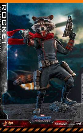Figurine Rocket Hot Toys