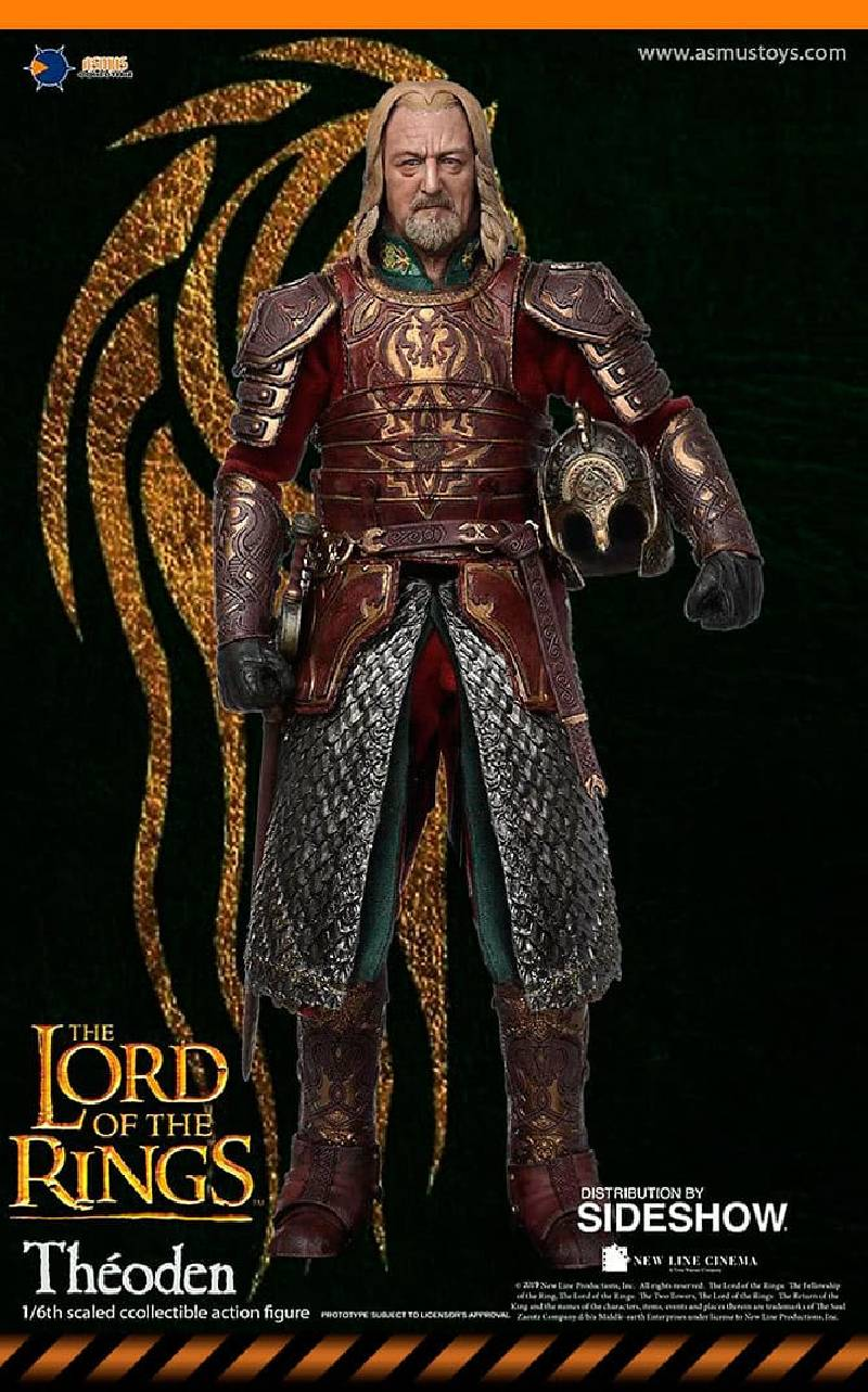 Figurine Théoden Asmus Collectible Toys
