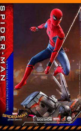 Figurine Spider-Man : Homecoming Hot Toys