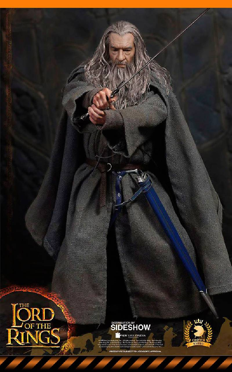 Figurine Gandalf Asmus Collectible Toys
