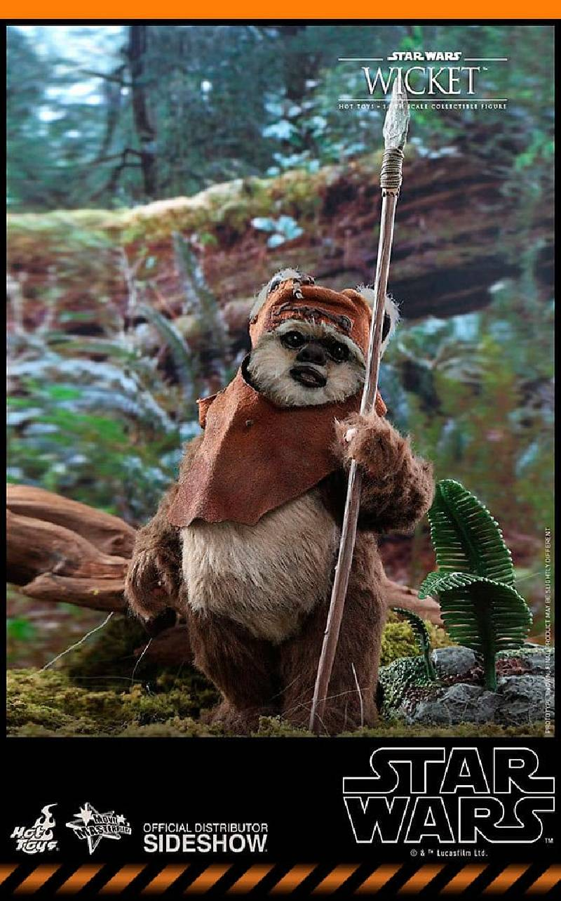 Figurine Wicket Hot Toys