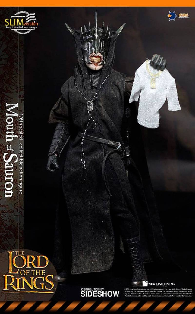 Figurine The Mouth of Sauron Slim Asmus Collectible Toys