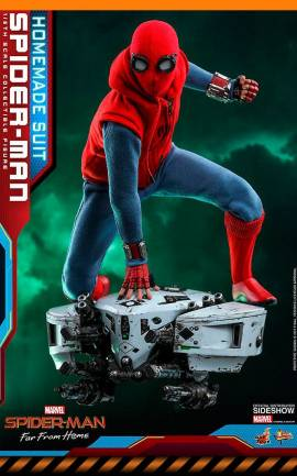 Figurine Spider-Man (Homemade Suit) Hot Toys