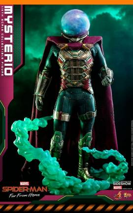 Figurine Mysterio Hot Toys