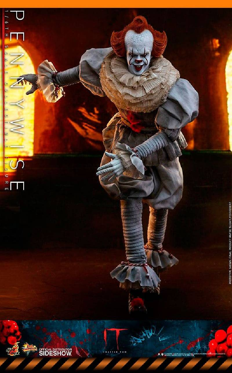 Figurine Pennywise Hot Toys