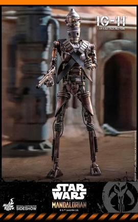 Figurine IG-11Hot Toys