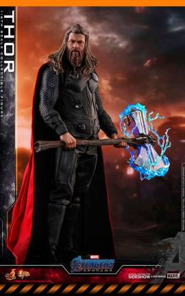 Figurine Thor AE Hot Toys