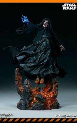 Figurine Darth Sidious Sideshow