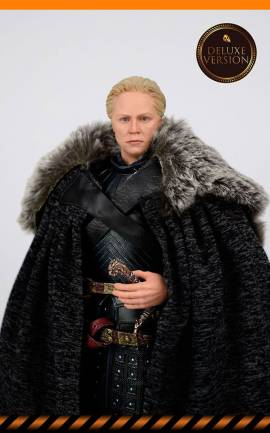 Figurine Brienne of Tarth Deluxe Version ThreeZero