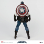 Figurine Captain America by Ashley Wood