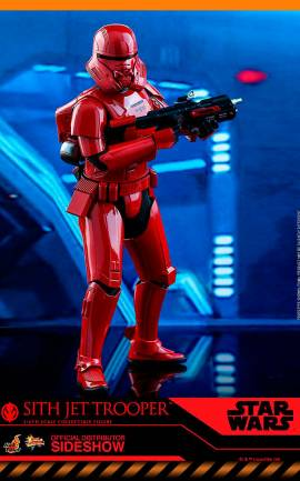 Figurine Sith Jet Trooper Hot Toys