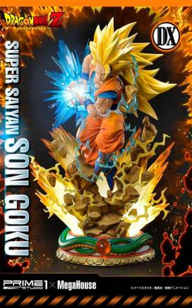 Figurine Son Goku Deluxe Version Prime 1 Studio