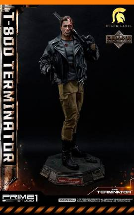 Figurine T-800 Deluxe Version Prime 1 Studio