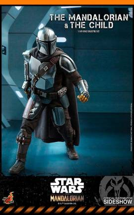 Figurine The Mandalorian & The Child Hot Toys