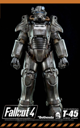Figurine T-45 Power armor