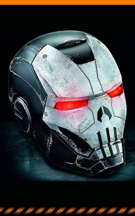 Casque Punisher War Machine Hasbro