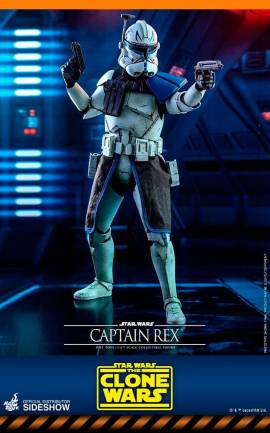 Figurine Captain Rex Hot Toys