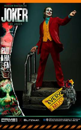 Figurine Joker Bonus Version Prime 1