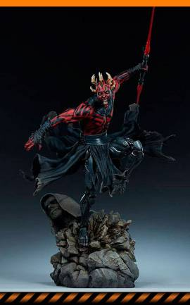 Statuette Darth Maul Sideshow Collectibles