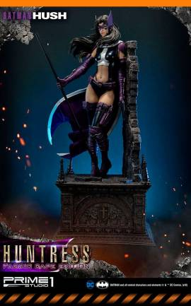Figurine Huntress Fabric Cape Edition Prime 1
