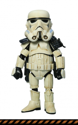 Figurine Sandtrooper with Black Pauldron Herocross