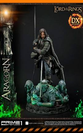 Figurine Aragorn Deluxe Version Prime 1