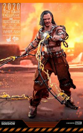 Figurine Whiplash 2020 Toy Fair Exclusive Hot Toys