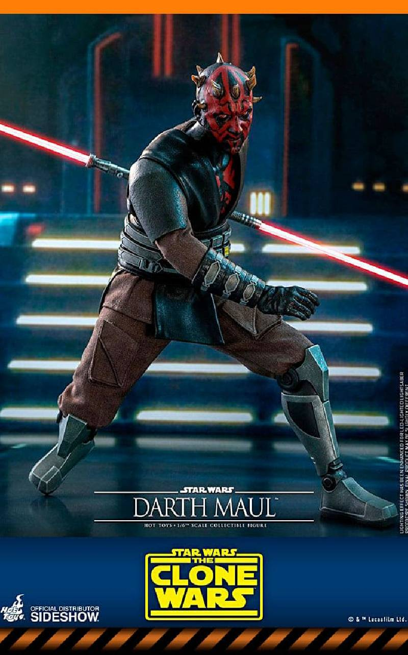 Figurine Darth Maul Hot Toys