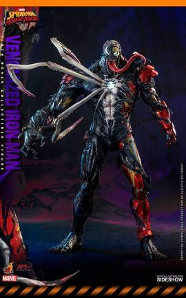 Figurine Venomized Iron Man Hot Toys