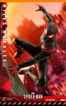 Figurine Miles Morales Hot Toys