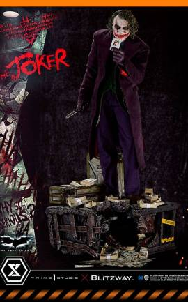 Figurine The Joker Bonus Version 1/3 Prime 1