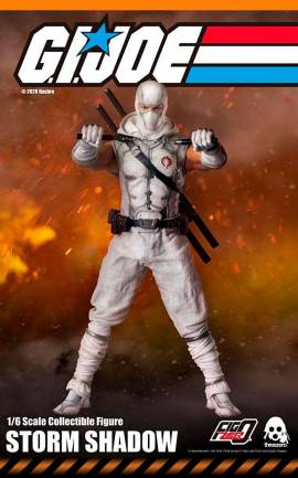 Figurine Storm Shadow ThreeZero