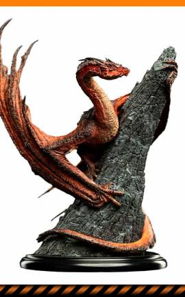 Figurine Smaug the Magnificent WETA Collectibles