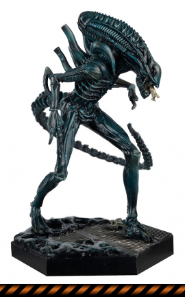 Figurine Xenomorph Warrior Eaglemoss