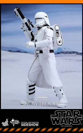 Figurine First Order Snowtrooper Hot Toys