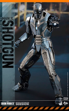 Figurine Iron Man Mark XL Shotgun Hot Toys