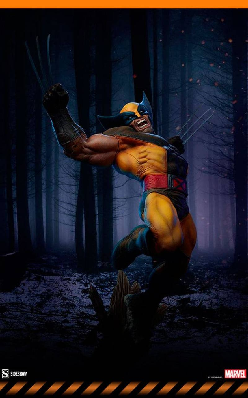 Figurine Wolverine Sideshow Collectibles
