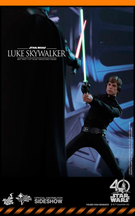 Figurine Luke Skywalker Hot Toys