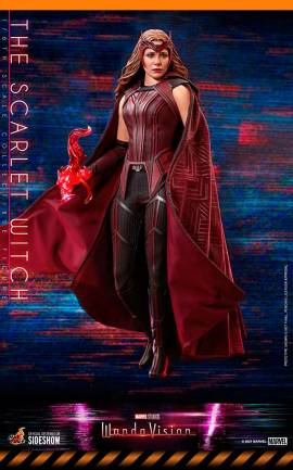 Figurine The Scarlet Witch Hot Toys
