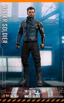 Figurine Winter Soldier Hot Toys