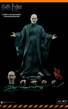 Figurine Lord Voldemort New Version Star Ace Toys