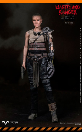 Figurine Furiosa Virtual Toys